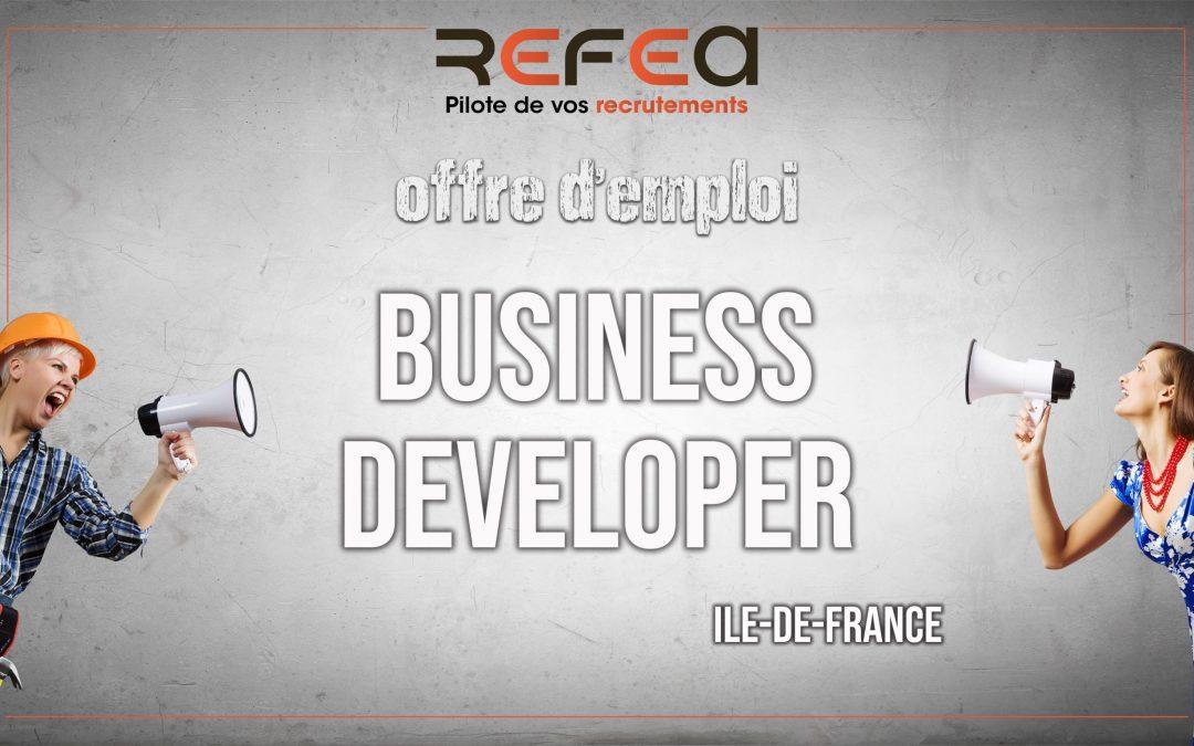 Business Developer Energie (F/H)