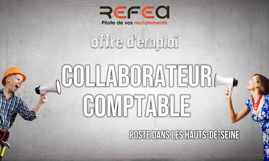 Collaborateur Comptable (F/H)