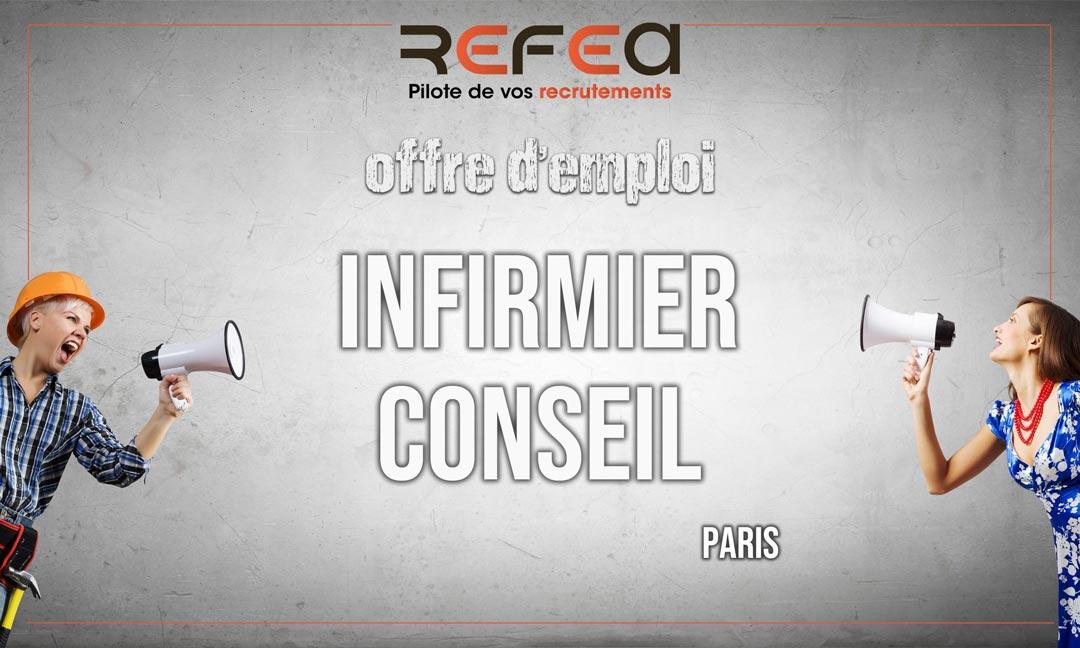 Mission Réussie ! Infirmier Conseil (F/H)
