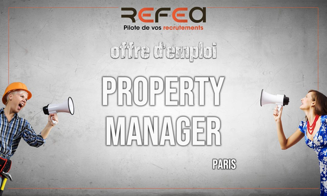 Property Manager (F/H)