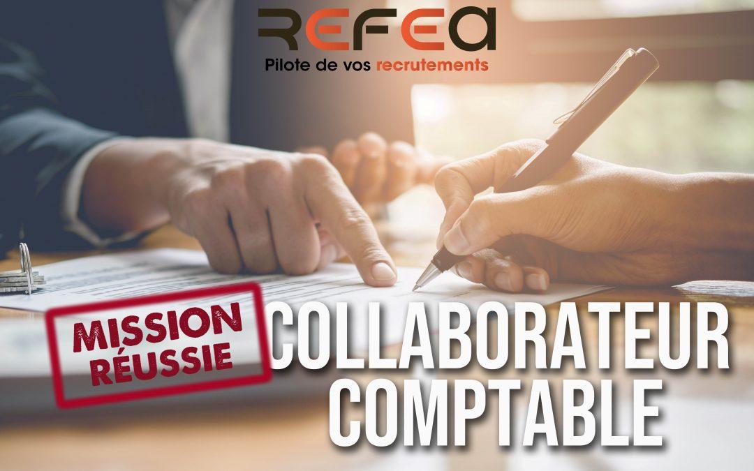 Mission Réussie – Collaborateur Comptable (F/H) (95)