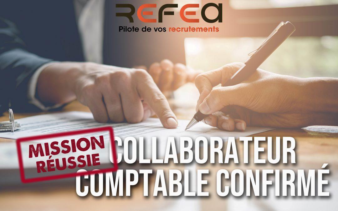 Mission Réussie – Collaborateur Comptable Confirmé (F/H)