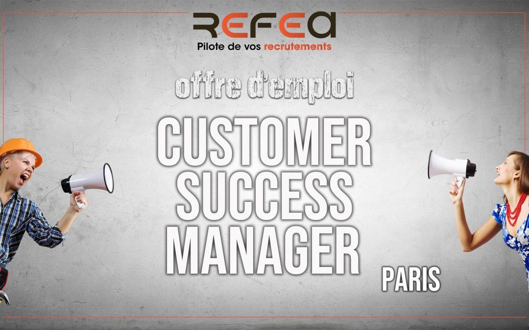 Customer Success Manager (F/H)