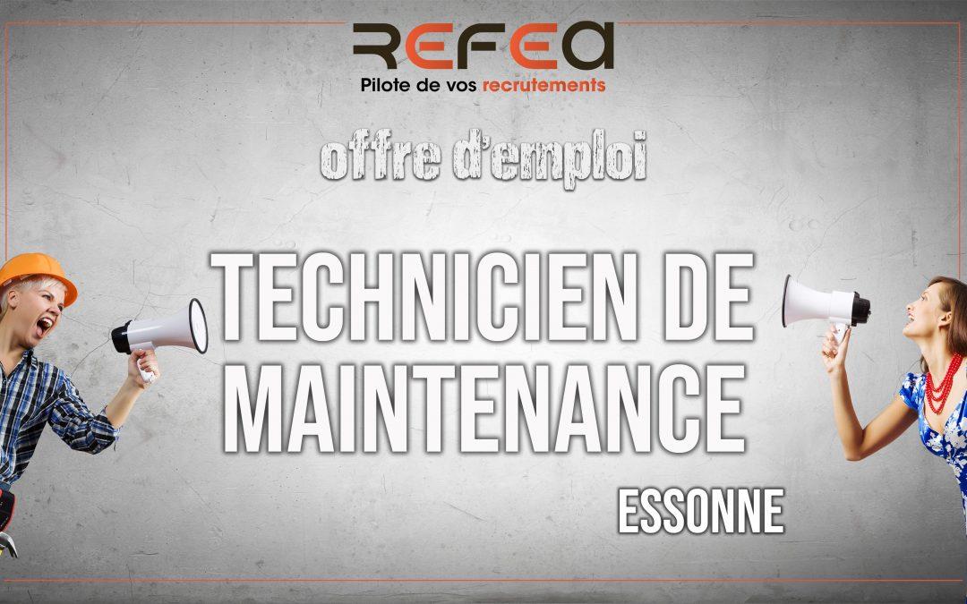 Mission Réussie !Technicien de Maintenance (F/H)